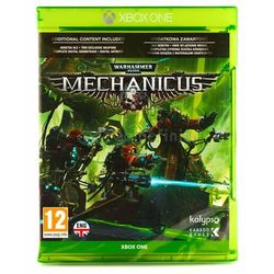 Warhammer 40,000 Mechanicus (Xbox One)