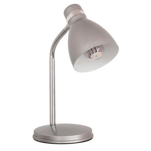 Lampka Kanlux Zara HR-40-SR 7560 biurkowa 1x40W E14 srebrna, 7560
