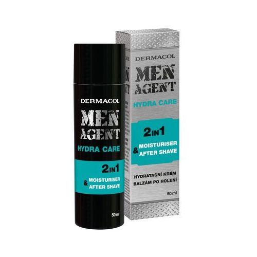 Dermacol men agent hydra care 2in1 balsam po goleniu 50 ml dla mężczyzn - Bardzo popularne