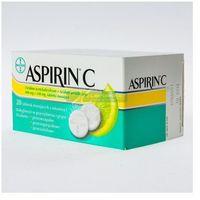 Aspirin C 20 tabletek musujacych (5909990192823)