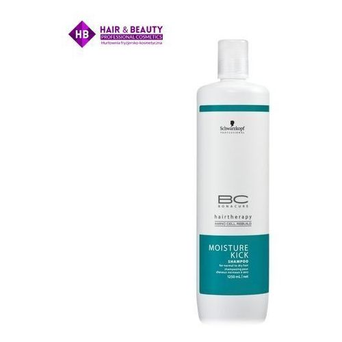 Schwarzkopf bc moisture kick szampon 1000 ml (4045787426700)