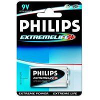 Philips  extremelife bateria 6lr61/12b
