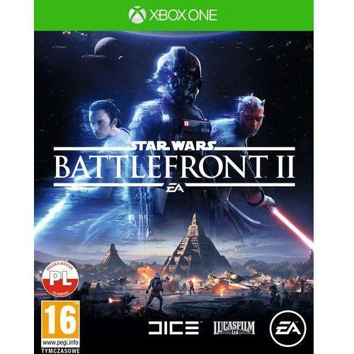 Electronic arts Gra xboxone star wars: battlefront ii + darmowy transport!