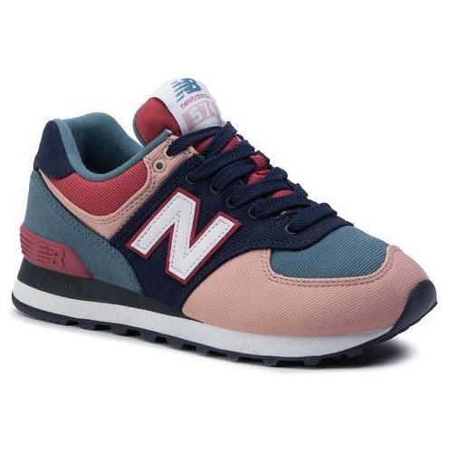Sneakersy NEW BALANCE - WL574INA Kolorowy