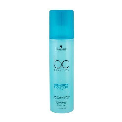 (spray conditioner) do włosów normalnych i suchych bc bonacure moisture kick (spray conditioner) 200 marki Schwarzkopf prof.