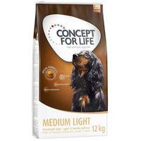 Concept for Life Medium Light - 2 x 12 kg (4260358512709)