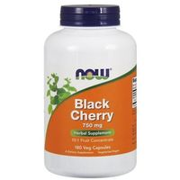 Kapsułki Black Cherry Fruit (Czeremcha amerykańska) 750mg 180 kaps.