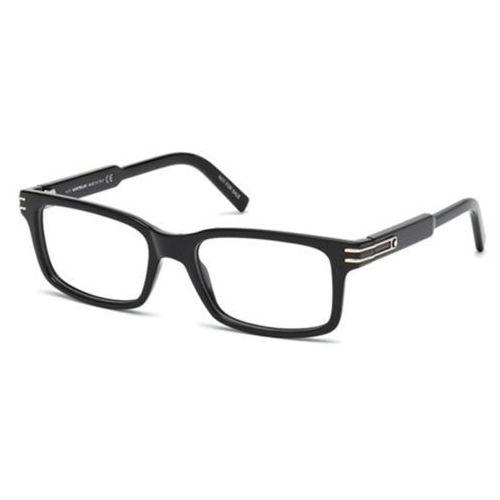 Mont blanc Okulary korekcyjne mb0668 001