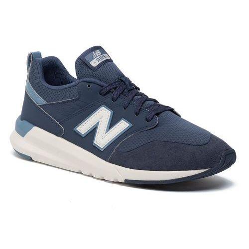 Sneakersy NEW BALANCE - MS009LD1 Niebieski