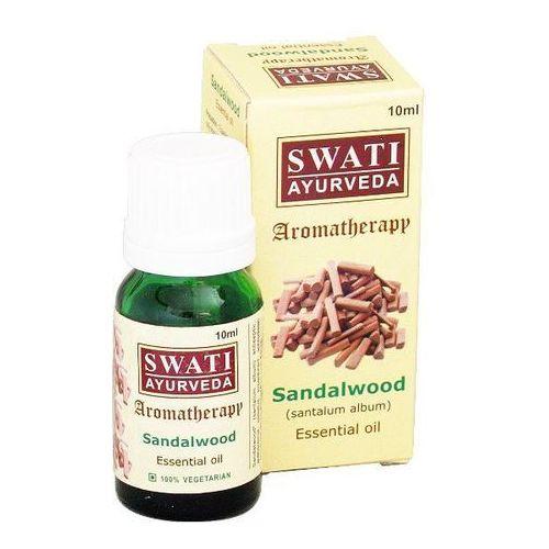 Olejek eteryczny drzewo sandałowe Swati 10 ml