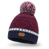 Zimowa czapka PaMaMi - Granatowy