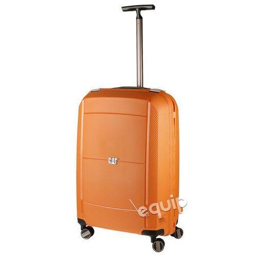Walizka średnia Caterpillar Cloud Cargo - pomarańczowy