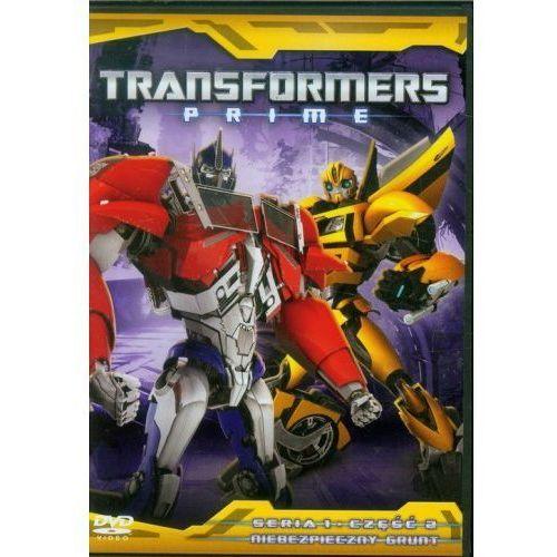 Transformers Prime Seria 1 Część 2: Niebezpieczny grunt,793DV (494873)