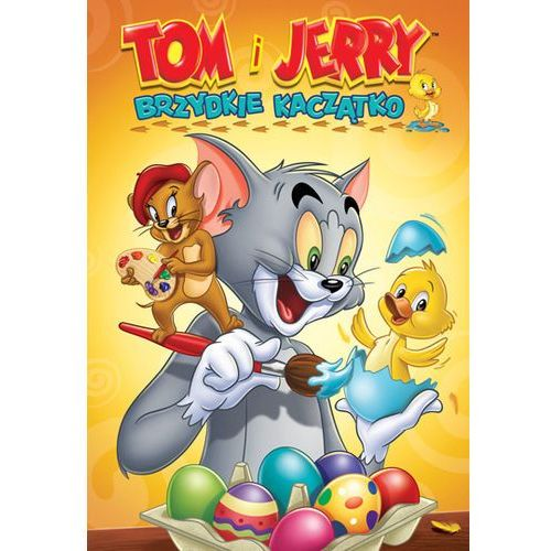 Film tom i jerry: brzydkie kaczątko tom and jerry: follow that duck Galapagos