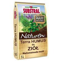 Humus podłoże użyźniające glebę Substral : Pojemność - 40 l
