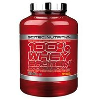 SCITEC Nutrition 100% Whey Protein Professional - 2350 g - Waniliowy