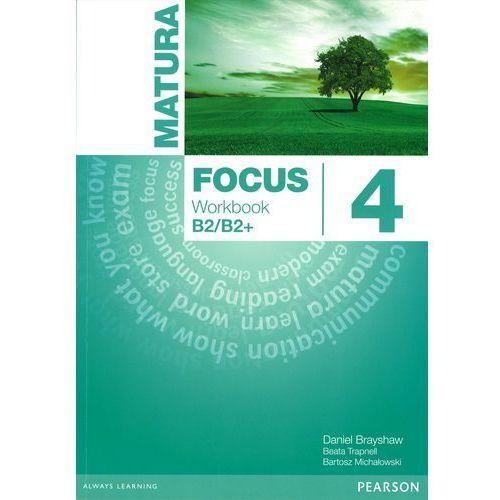 Język angielski LO Matura Focus 4 Workbook wieloletni (2015)