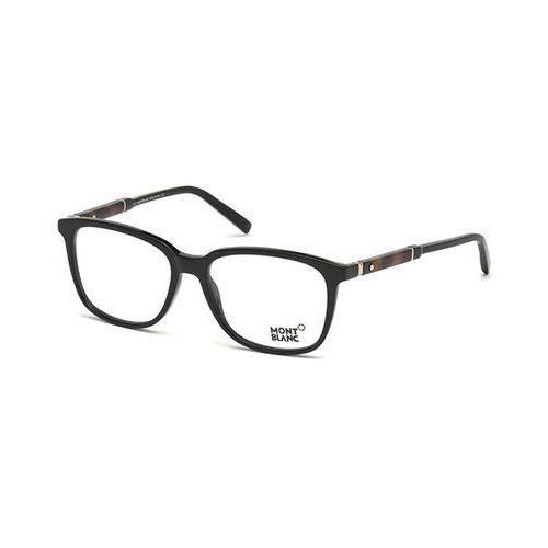 Mont blanc Okulary korekcyjne mb0620 005