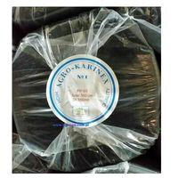 Agrowółknina ściółkujaca pp 50 g/m2 czarna 1,6 x 100 mb. rolka o wadze 8,6 kg. marki Agrokarinex