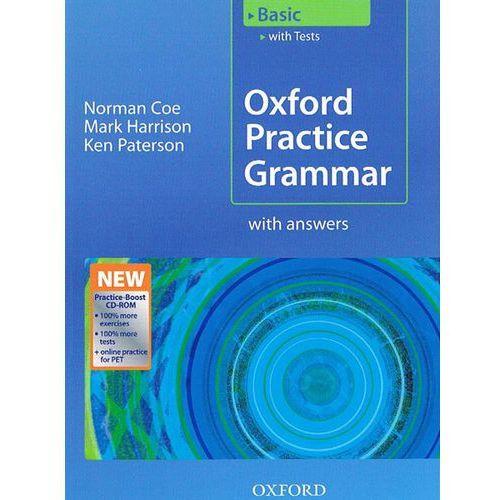 Oxford practice grammar basic+Cd, Oxford University Press