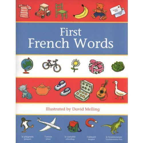 Oxford First French Words (48 str.)