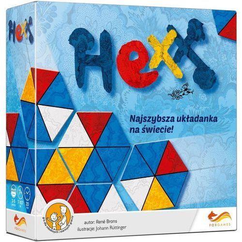Foxgames Hexx najszybsza układanka na świecie (5907078169576)