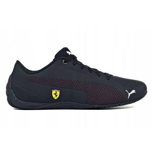 Puma tenisówki męskie SF Drift Cat 5 Ultra 30592102 42 czarne (4057826501774)