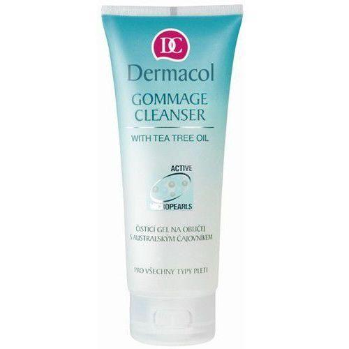 gommage cleanser kosmetyki damskie - żel do mycia twarzy 100ml - 100ml marki Dermacol