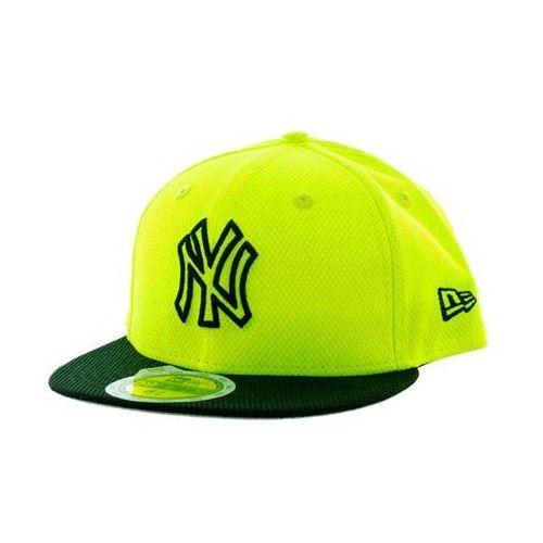 czapka z daszkiem NEW ERA - 5950K Jr Diamond Basic Neyyan (15A127 UPYBLK)