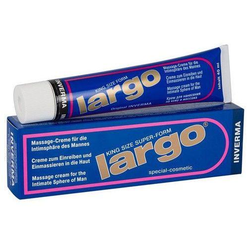 Largo krem-maść erekcyjna do masażu penisa 40 ml 223009, 223009