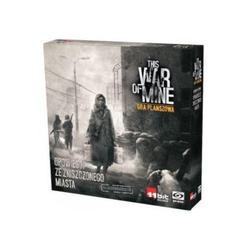 Galakta gra this war of mine: opowieści ze zniszczonego miasta (5902259205074)