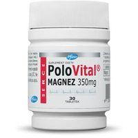 Polovital Magnez 350mg x 30 tabletek - Data ważności 31-10-2018r.