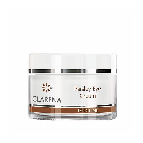 CLARENA Parsley Eye Cream Nawilżający krem pod oczy z pietruszką 15 ml - fotografia produktu