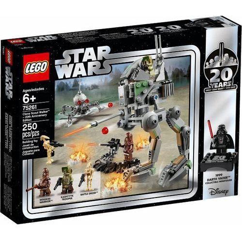 75261 MASZYNA KROCZĄCA KLONÓW (Clone Scout Walker – 20th Anniversary Edition 4) - KLOCKI LEGO STAR WARS