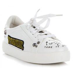 bd9deaa7 Ideal Shoes. Modne buty damskie tenisówki we wzory marki ...