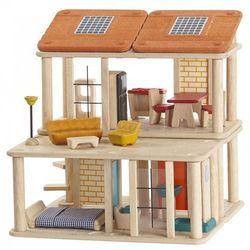 Domki dla lalek  Plan Toys Mall.pl
