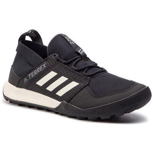 Buty adidas - Terrex Cc Daroga BC0980 Cblack/Cwhite/Cblack, kolor czarny