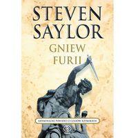 Gniew Furii - Steven Saylor, oprawa miękka