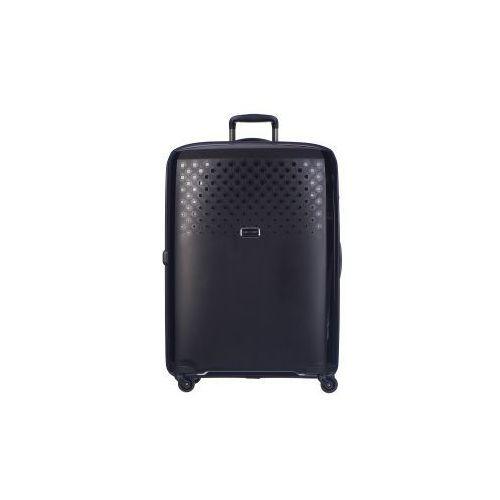 PUCCINI walizka duża z kolekcji PP010 HAVANA twarda 4 koła materiał polipropylen zamek szyfrowy TSA, PP010 A