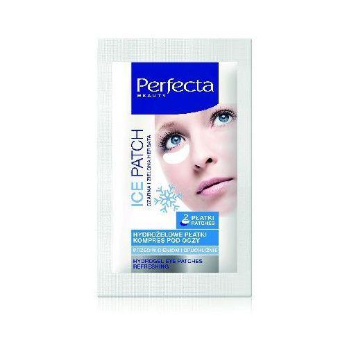 Dax Perfecta Płatki hydrożelowe/kompres pod oczy 1 op - 2szt - DAX