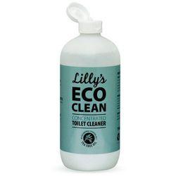 Lilys eco clean Skoncentrowany płyn do toalet z olejkiem z drzewa herbacianego,