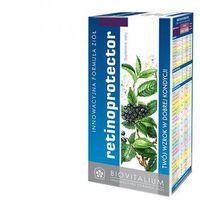 Retinoprotector (60 kaps.) - Suplement diety korzystnie działający na funkcje narządu wzroku. Uzupełnienie diety w składniki zalecane przy schorzeniach wzroku. DARMOWA DOSTAWA OD 65 ZŁ (5906874049013)
