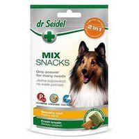 Dr Seidel Smakołyki dla psów 2w1 sierść/oddech 90g, PDRS028