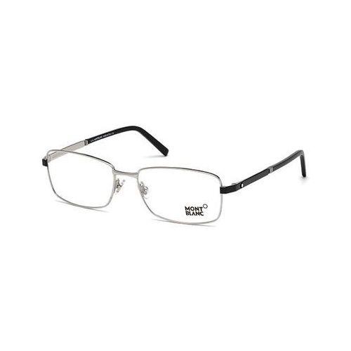 Okulary Korekcyjne Mont Blanc MB0633 016