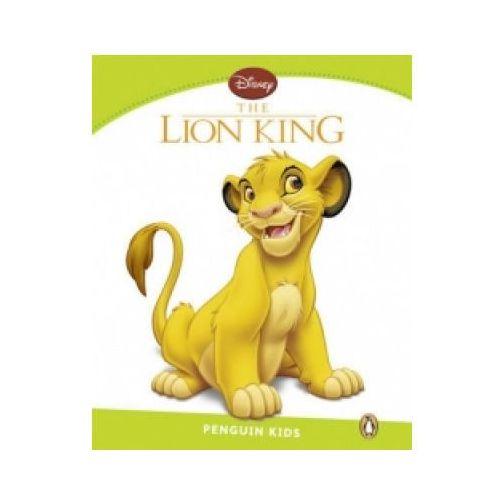The Lion King Poziom 4 (800 Słów) (9781408286975)