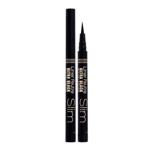 Bourjois paris Bourjois, liner feutre slim ultra black. liner do oczu, 17 ultra black, 0,8ml - bourjois - Sprawdź już teraz
