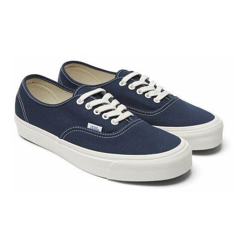 Nowe buty authentic 44 anaheim factory suede og dark navy rozmiar 42/27cm marki Vans