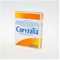 Tabletki BOIRON CORYZALIA tabletki homeopatyczne na katar 40tabletek