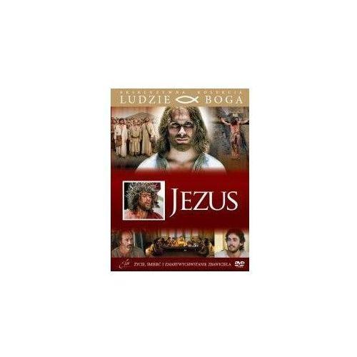 Praca zbiorowa Jezus + film dvd