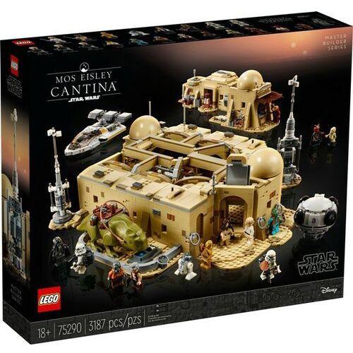 Lego STAR WARS Kantyna mos eisley mos eisley cantina 75290